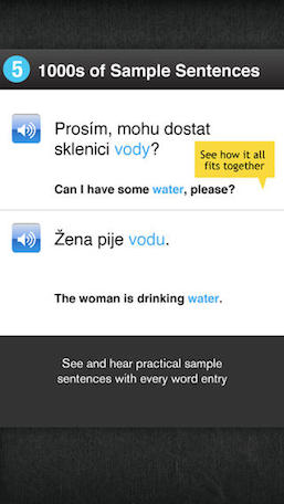 Best Czech Words & Phrases App - WordPower Czech
